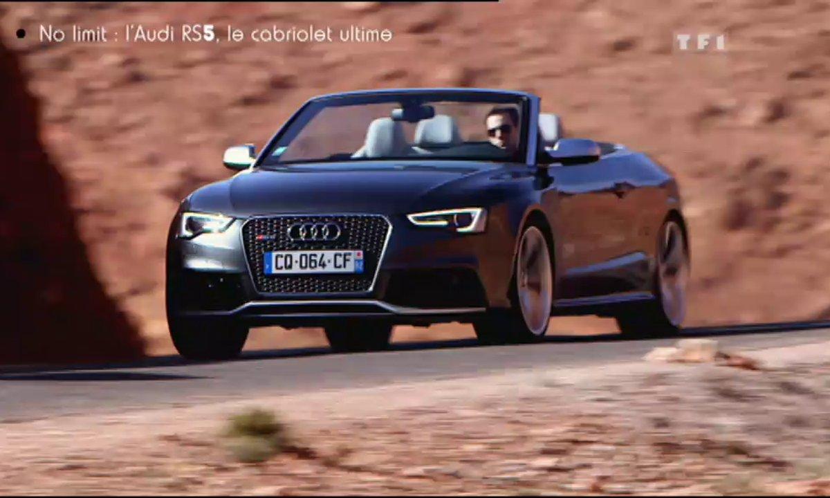 No Limit : Audi RS 5 Cabriolet, cabriolet ultime ?