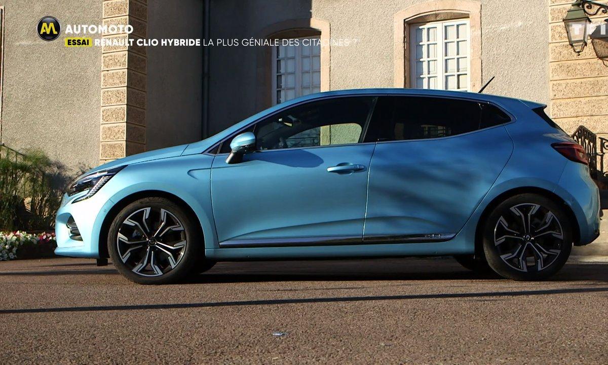 Essai Renault Clio hybride : la plus géniale des citadines ?