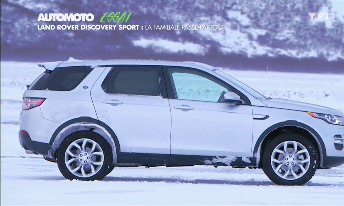 Essai Vidéo : Le Land Rover Discovery Sport 2015