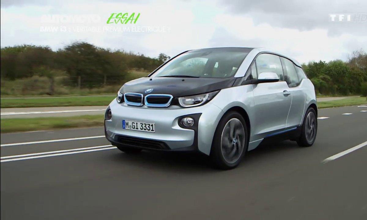 Essai Vidéo : BMW i3, l'électrique vraiment premium ?