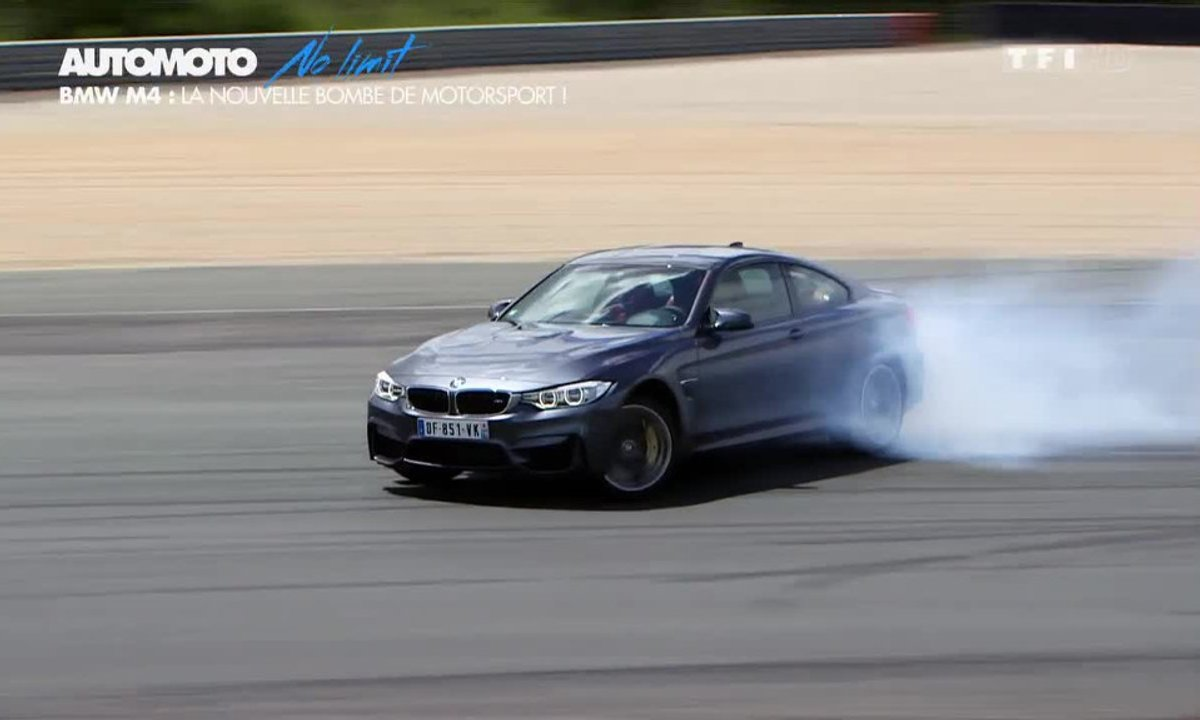 No Limit : la BMW M4 2014 à l'essai