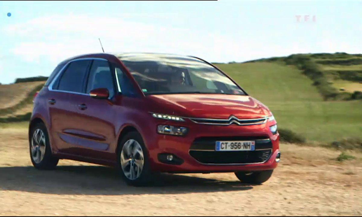 Essai Vidéo : le nouveau Citroën C4 Picasso 2013