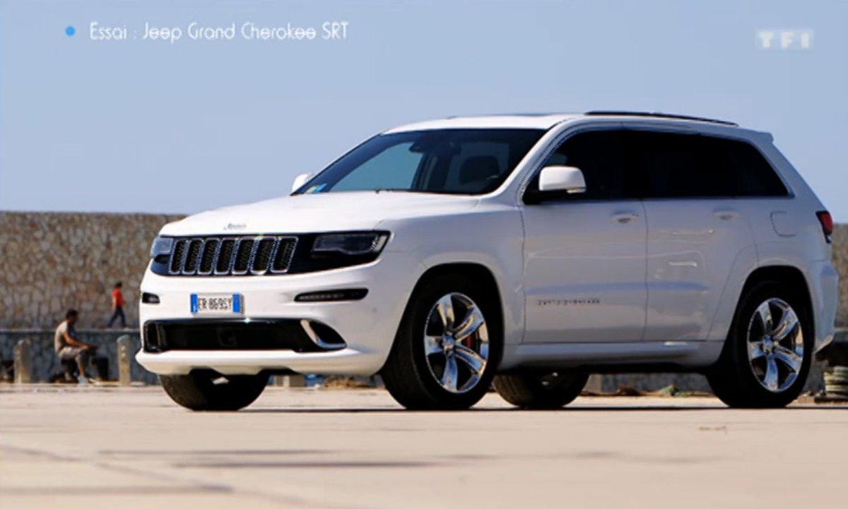Essai Vidéo : le Jeep Grand Cherokee 2013