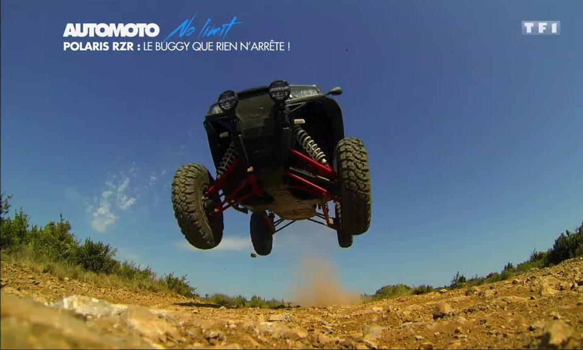 No Limit : Polaris RZR, rien n'arrête ce buggy !