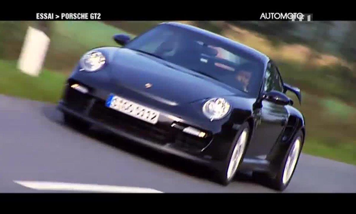 Essai Vidéo : Porsche 911 GT2 2007