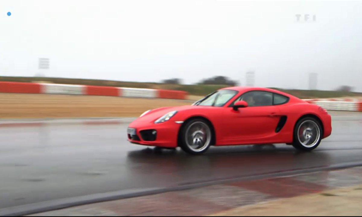 Essai Vidéo : le nouveau Porsche Cayman 2013