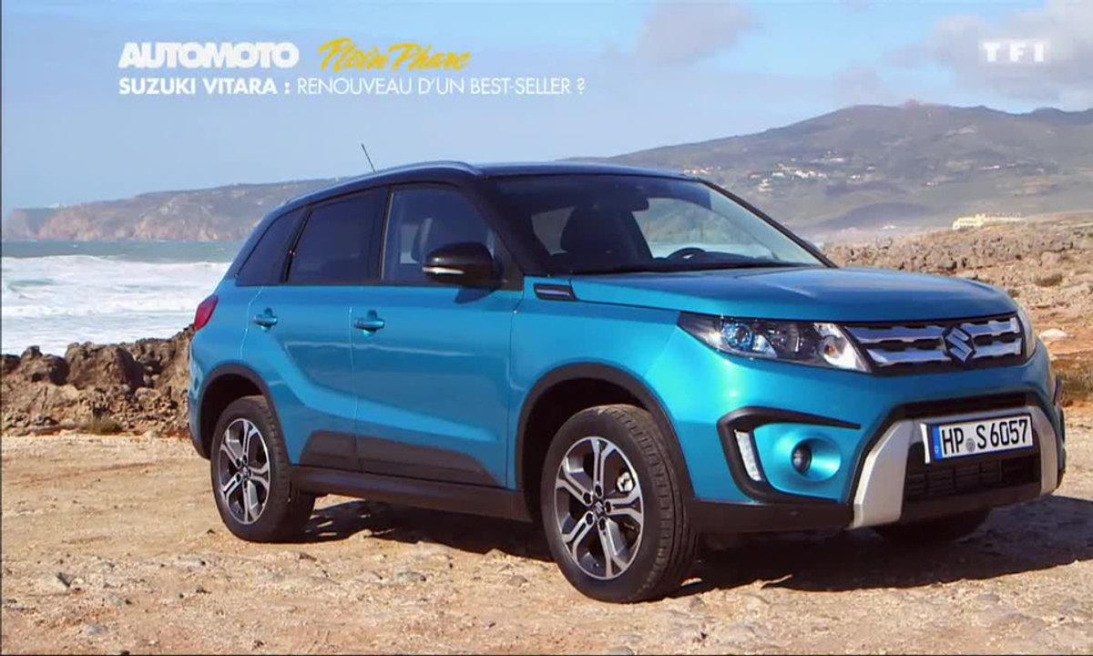 Plein Phare : Le Suzuki Vitara à la reconquête