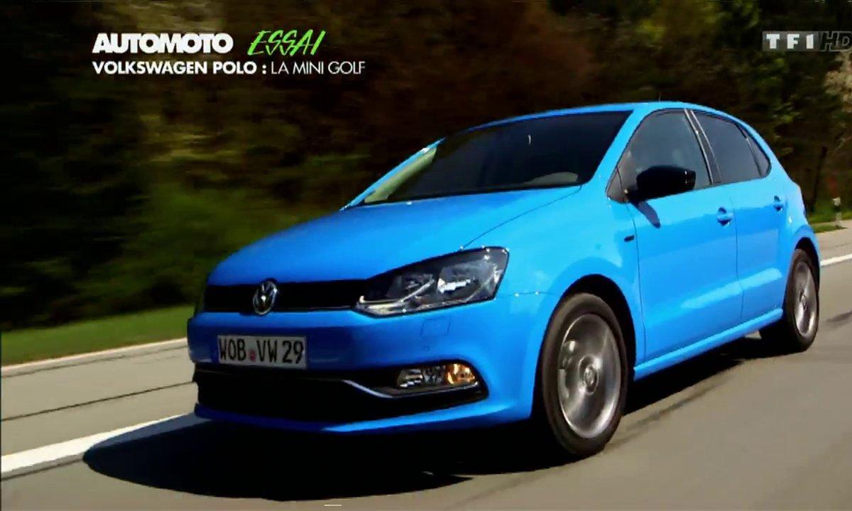 Essai Vidéo : La Volkswagen Polo 2014