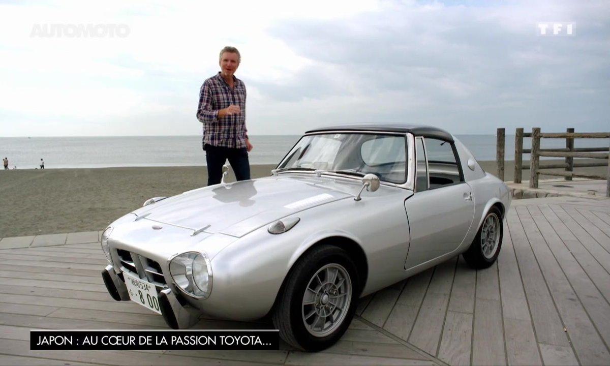 Essai Vintage : La Toyota Sport 800