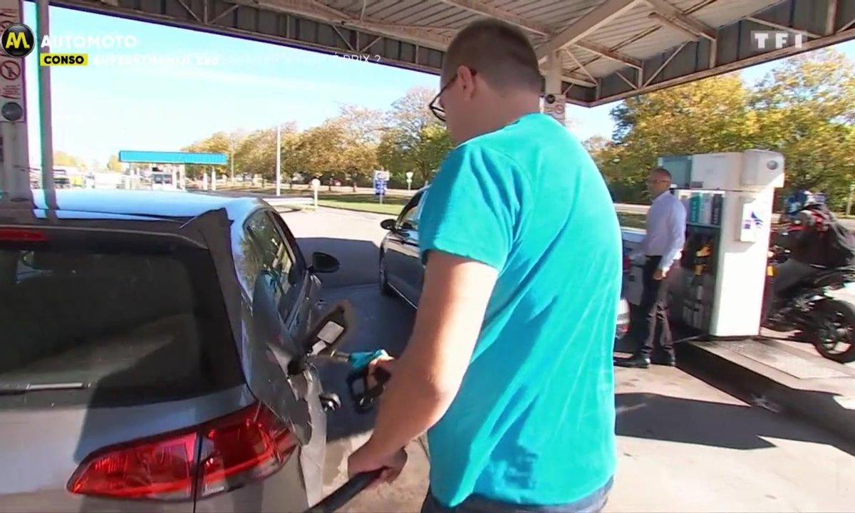 Conso - Superéthanol E85 : rouler à moitié prix ?