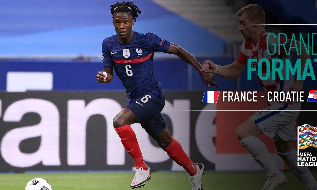 France - Croatie : Voir le résumé du match en vidéo