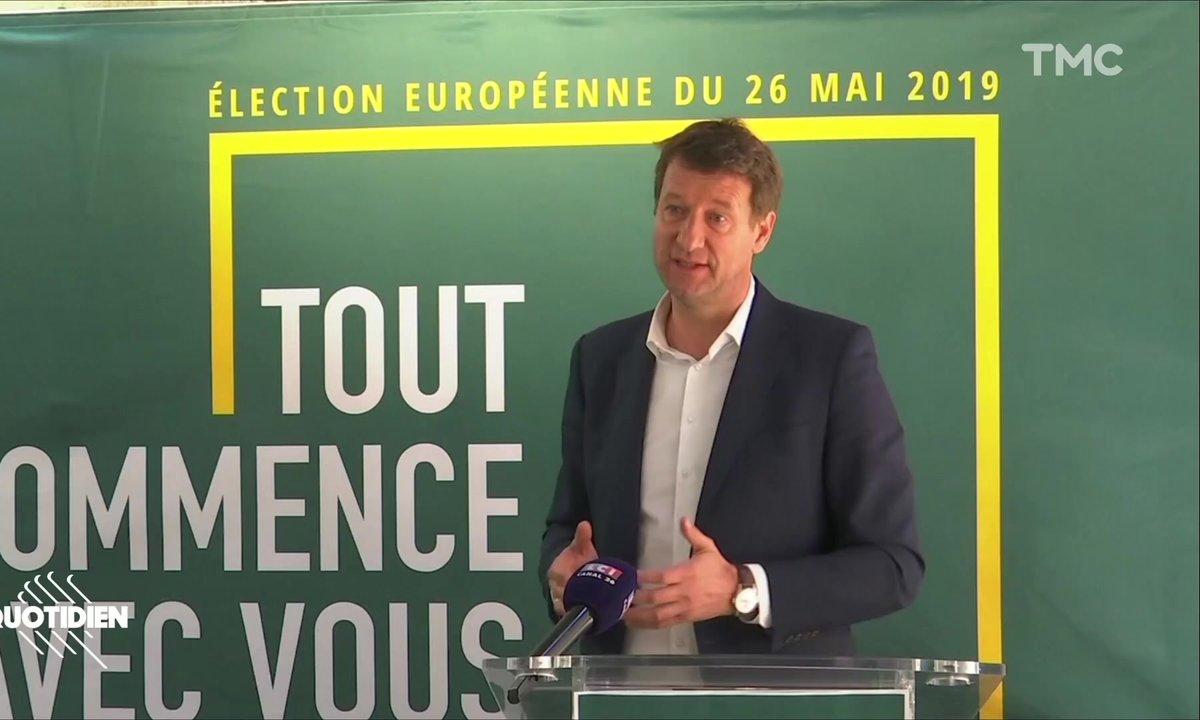 Européennes : la conf' beaucoup trop calme des Verts