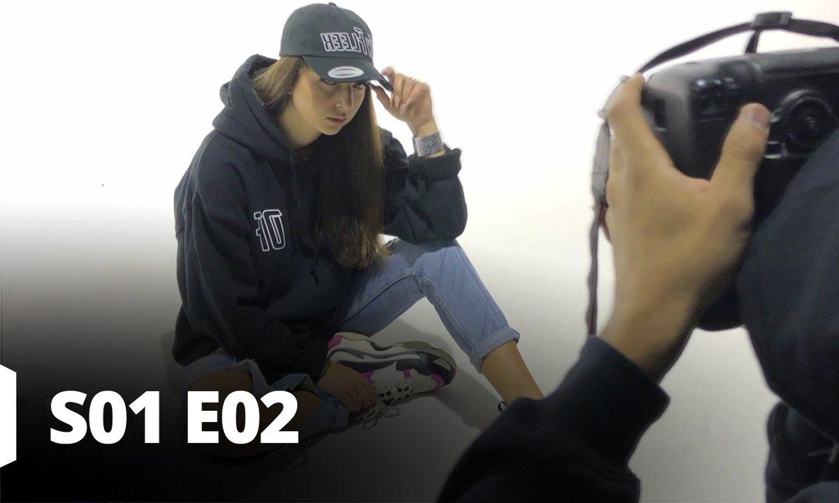 Eva, dans son mood - S01 E02