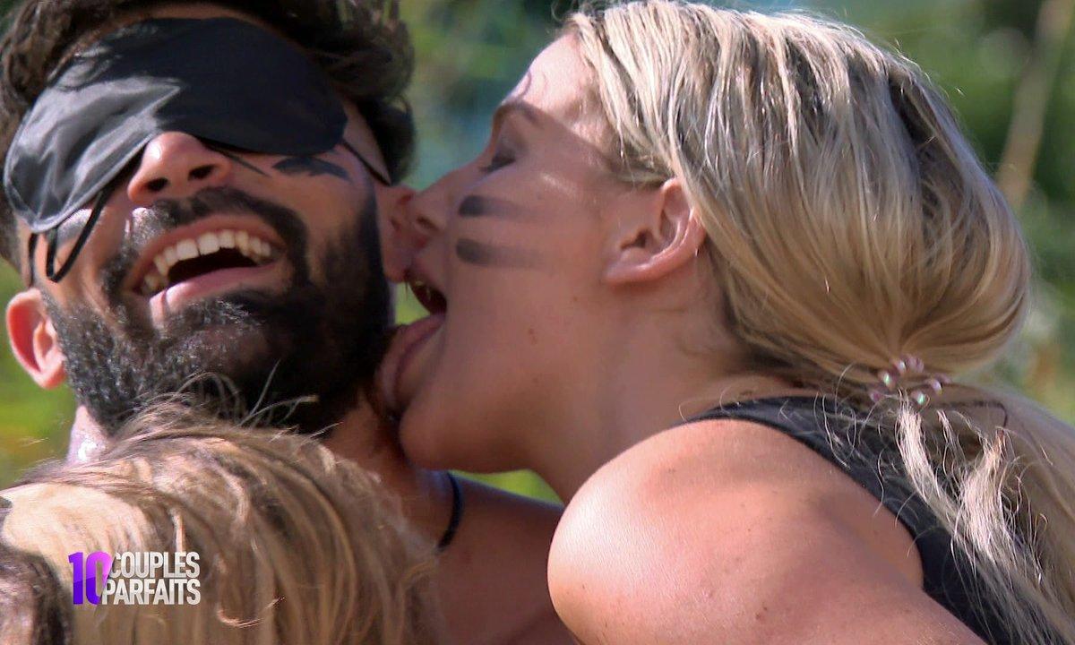 Antho se fait lécher le cou, Cynthia voit rouge