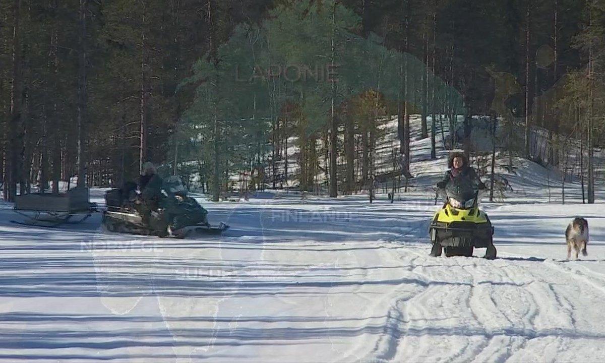 Évasion : la Laponie au printemps