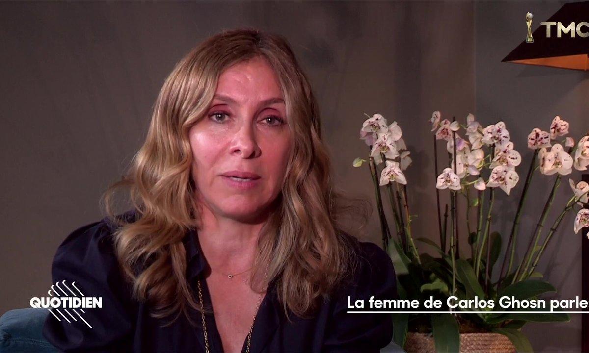 """Exclu - Carole Ghosn s'adresse à Emmanuel Macron : """"Carlos doit avoir un procès équitable et rapide"""""""
