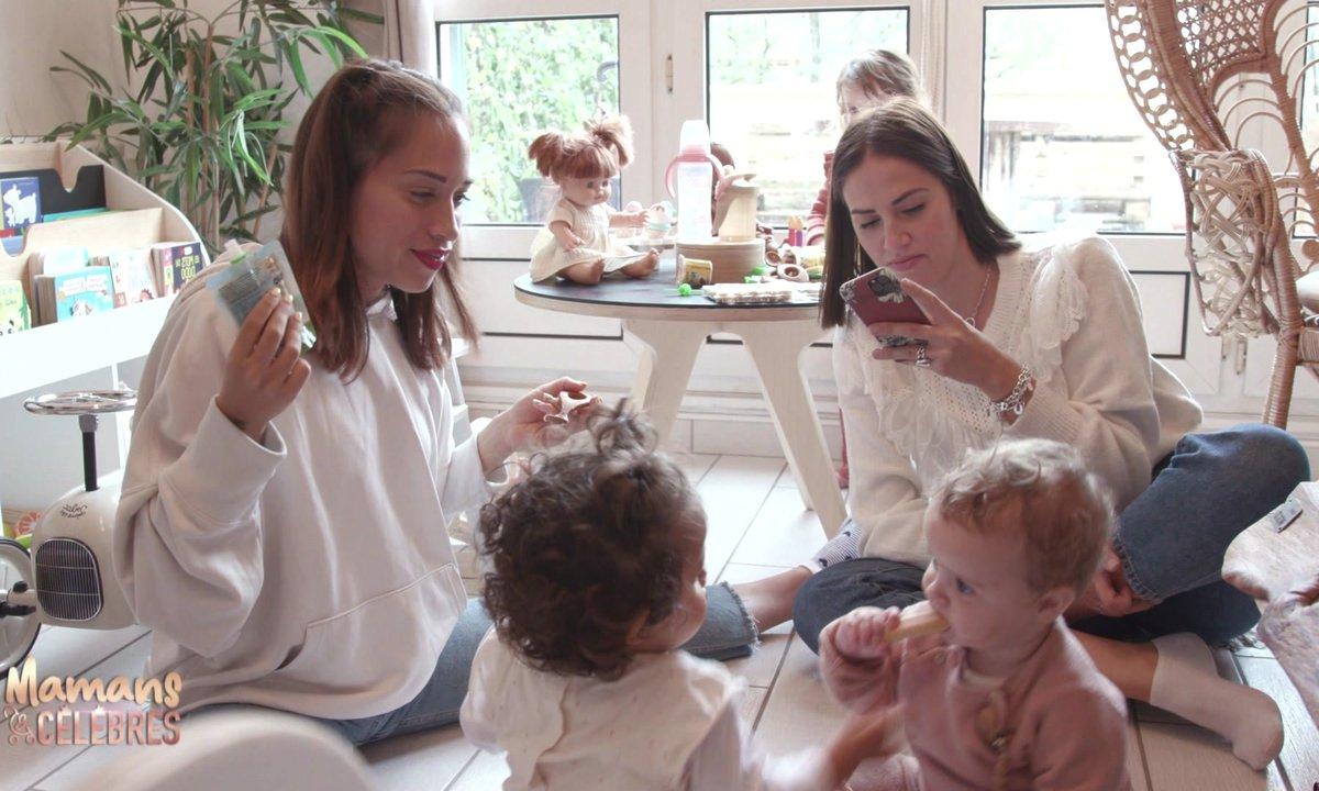 Cécilia et Sway rencontrent Tiffany, Romy et Zélie