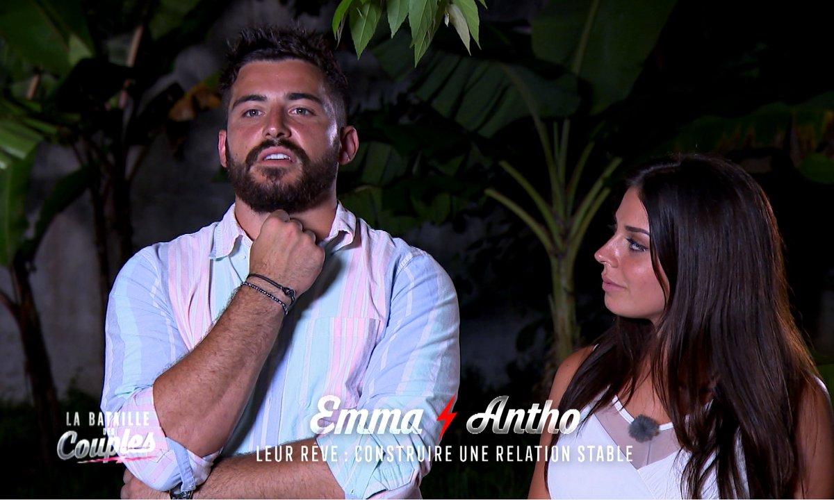EXCLU - Emma et Antho réagissent après leur départ