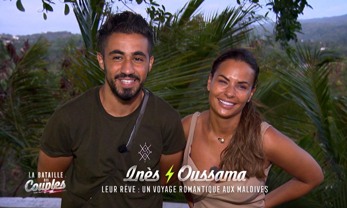 EXCLU EPISODE 36 - Inès et Oussama réagissent après leur élimination
