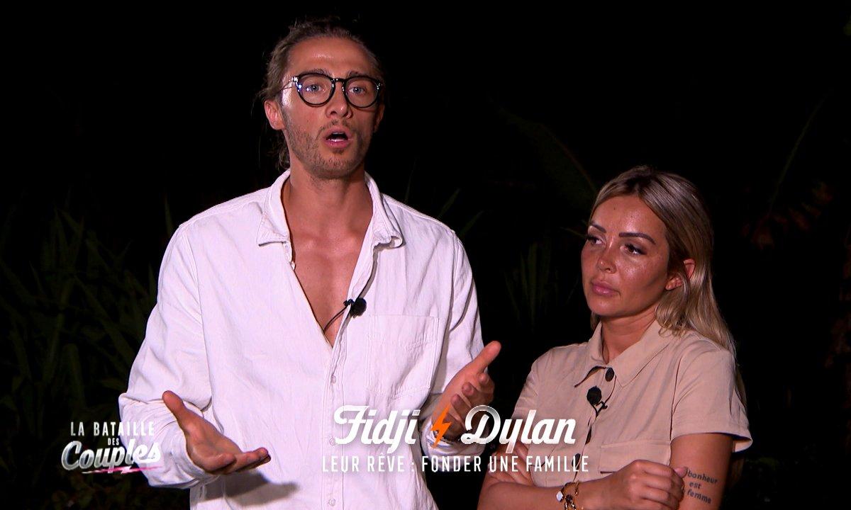 EXCLU - Fidji et Dylan réagissent après leur élimination