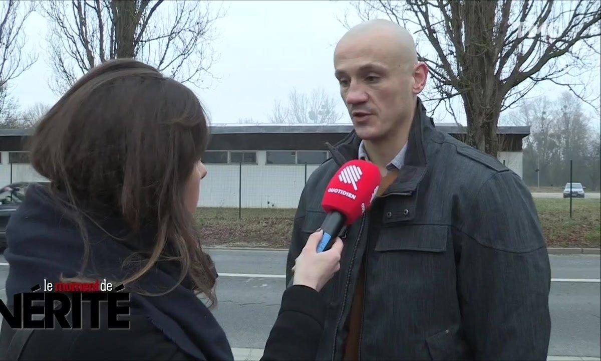 EXCLU - Le Moment de vérité: les premiers mots de Christophe Dettinger à sa sortie de prison