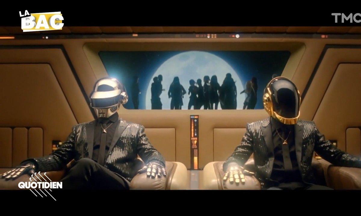 Exclu Quotidien: Daft Punk s'exprime pour la première fois depuis sa séparation - TF1
