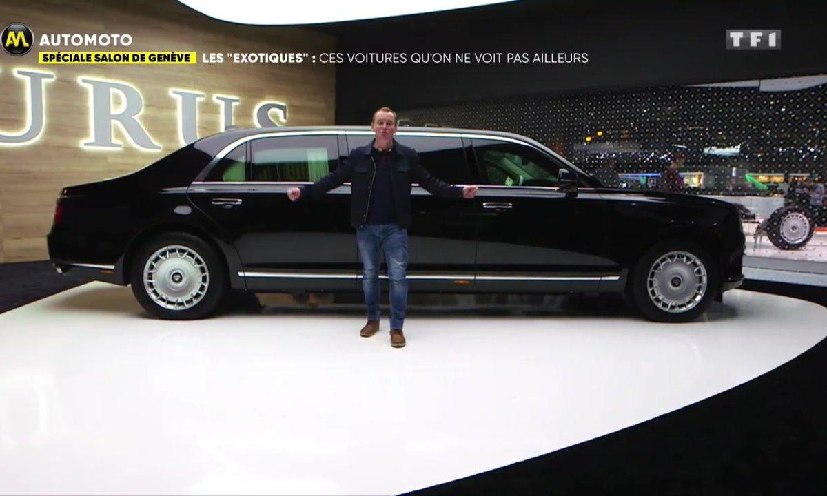 """Salon de Genève : Les """"exotiques"""", ces voitures qu'on ne voit pas ailleurs !"""