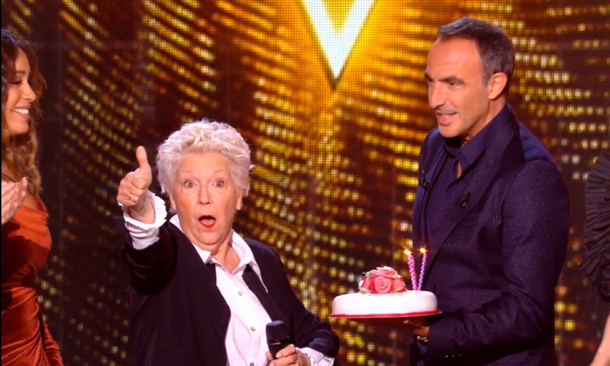"""THE VOICE 2020 - """"Joyeux anniversaire"""" Sandrine, la doyenne de """"The Voice"""""""