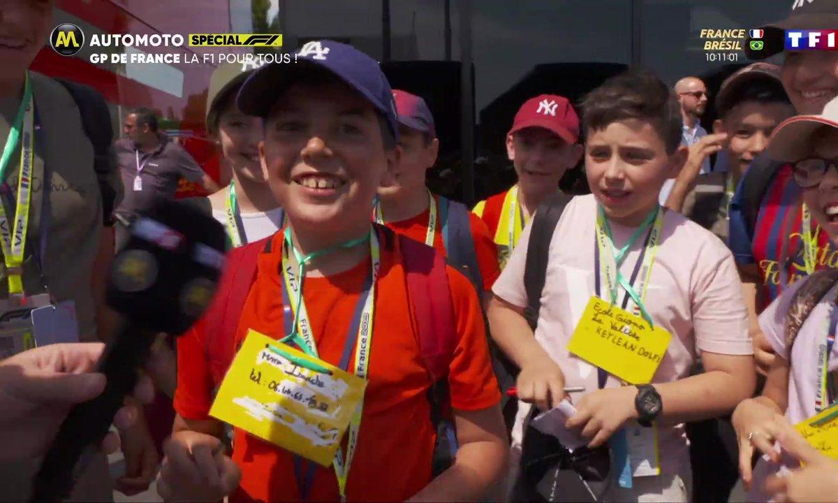 F1 - Grand Prix de France : La F1 pour tous