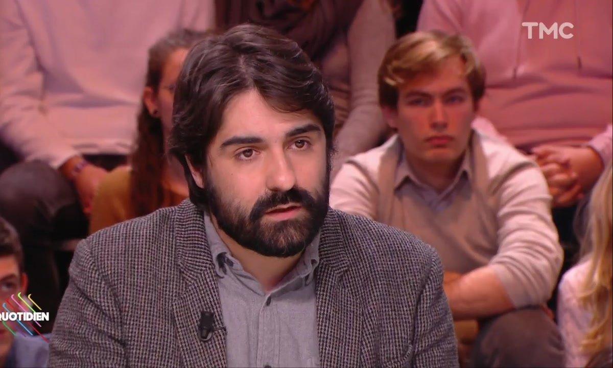 Fabrice Arfi résume l'affaire libyenne de Nicolas Sarkozy