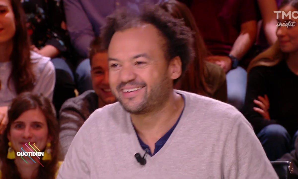 Invité : Fabrice Eboué présente son nouveau spectacle