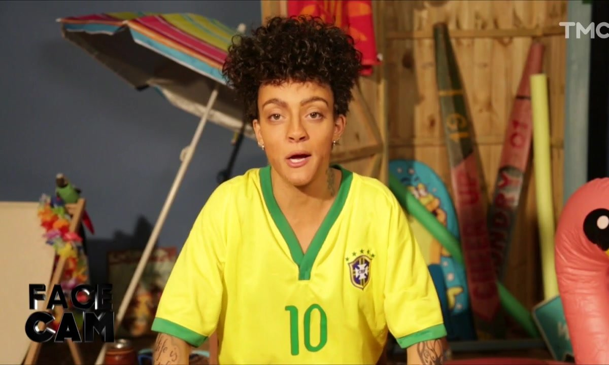 Face Cam : Camille Lellouche est Neymar