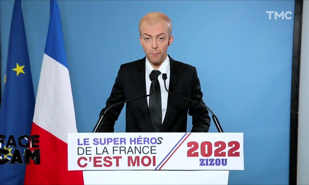Face Cam : Camille Lellouche est Zidane