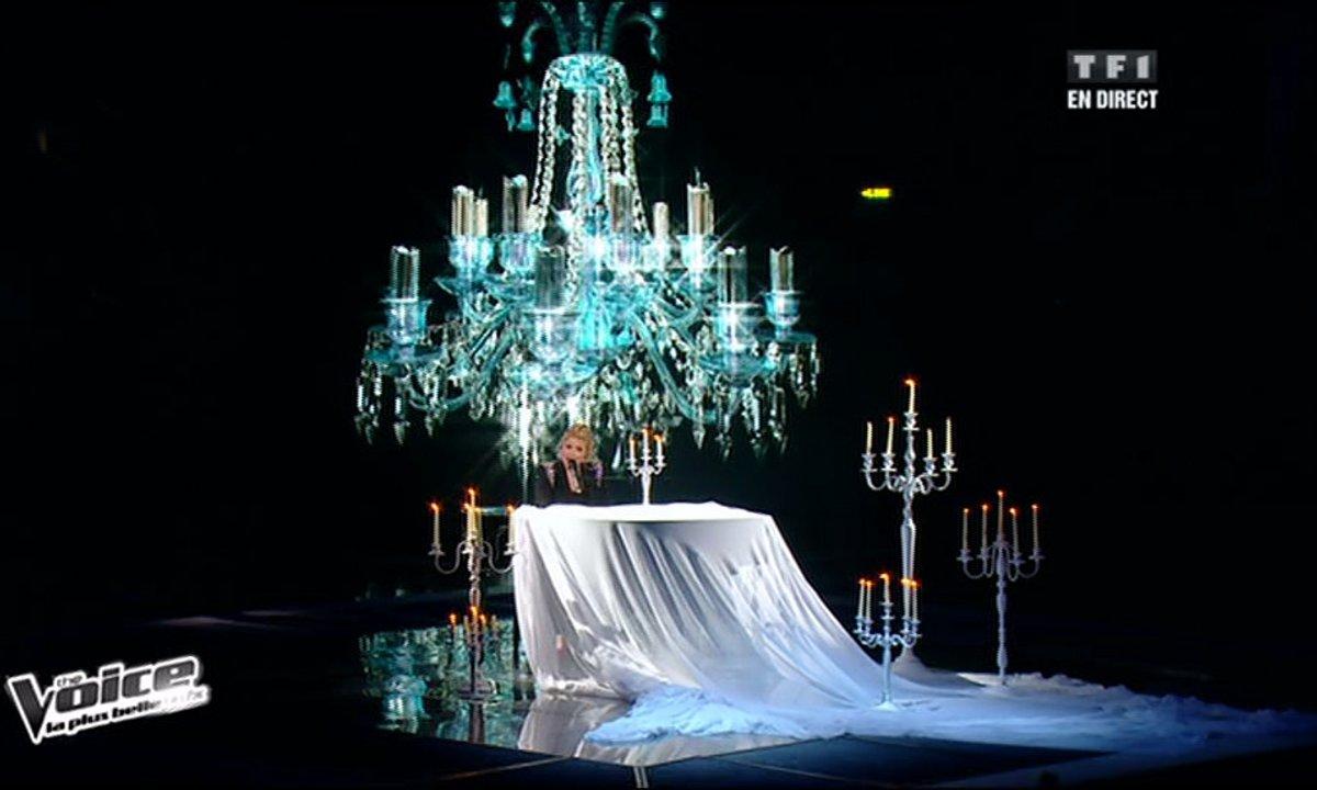 Marlène Schaff - The Edge of Glory (Lady Gaga) (saison 02)