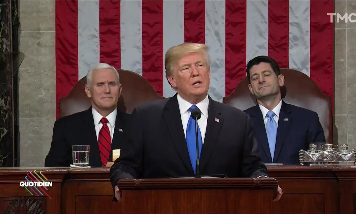 Le fait du jour : Le discours le plus cool du monde by Donald Trump