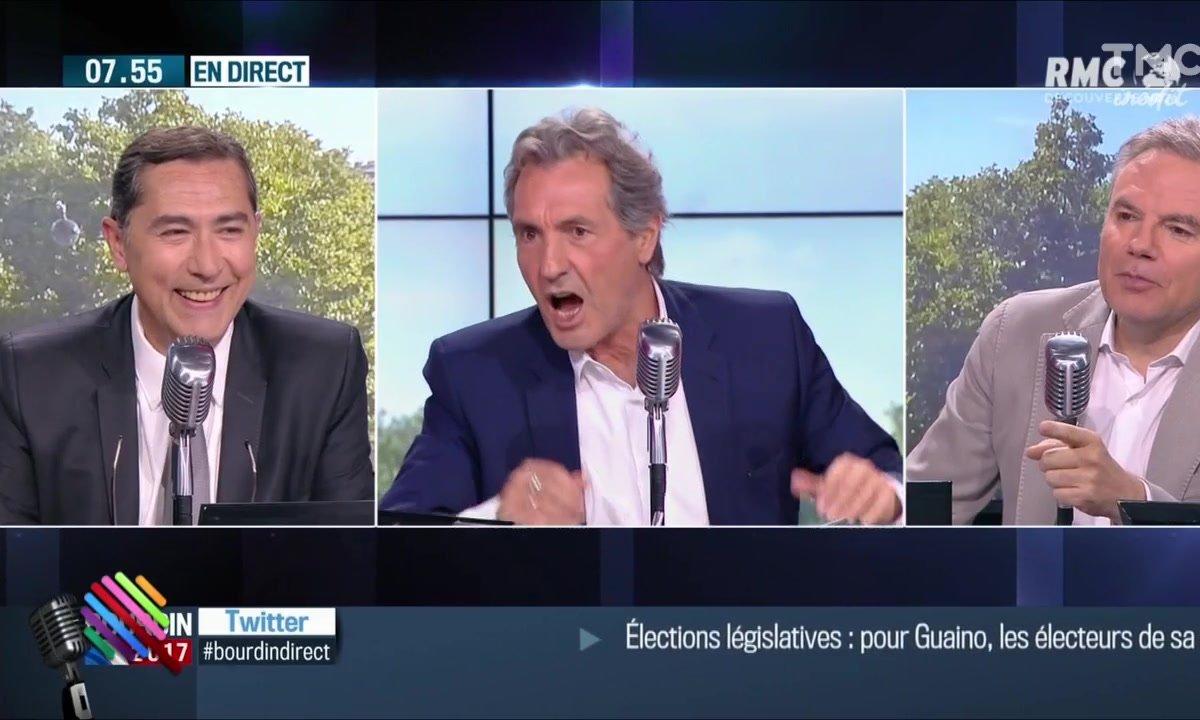 Le fait du jour : gros pétage de câble chez Jean-Jacques Bourdin