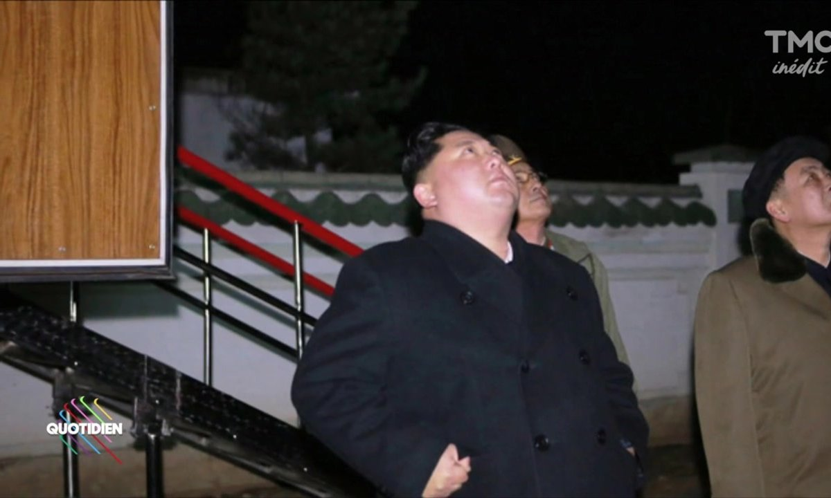 """Le fait du jour : """"Kim Jong UN, arrête de faire joujou !"""""""