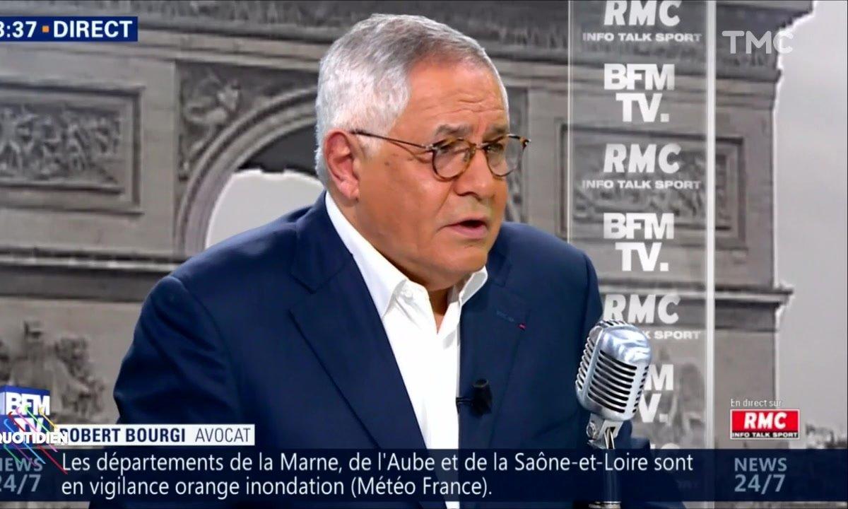 """Le fait du jour : l'interview surréaliste de Robert Bourgi, l'homme qui a """"tué"""" François Fillon"""