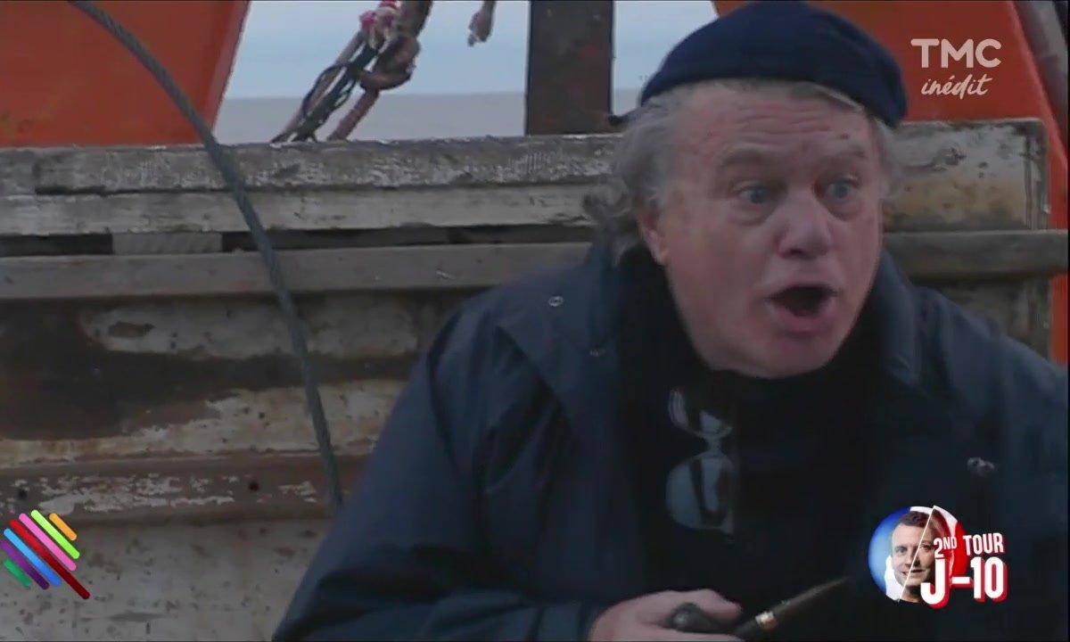 Le fait du jour : Marine Le Pen et Gilbert Collard sont sur un bateau