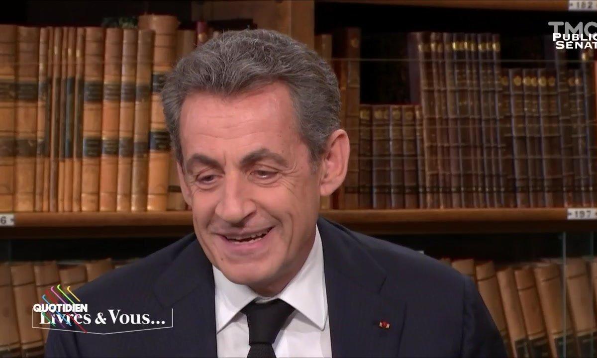 Le fait du jour : Nicolas Sarkozy, le philosophe modeste