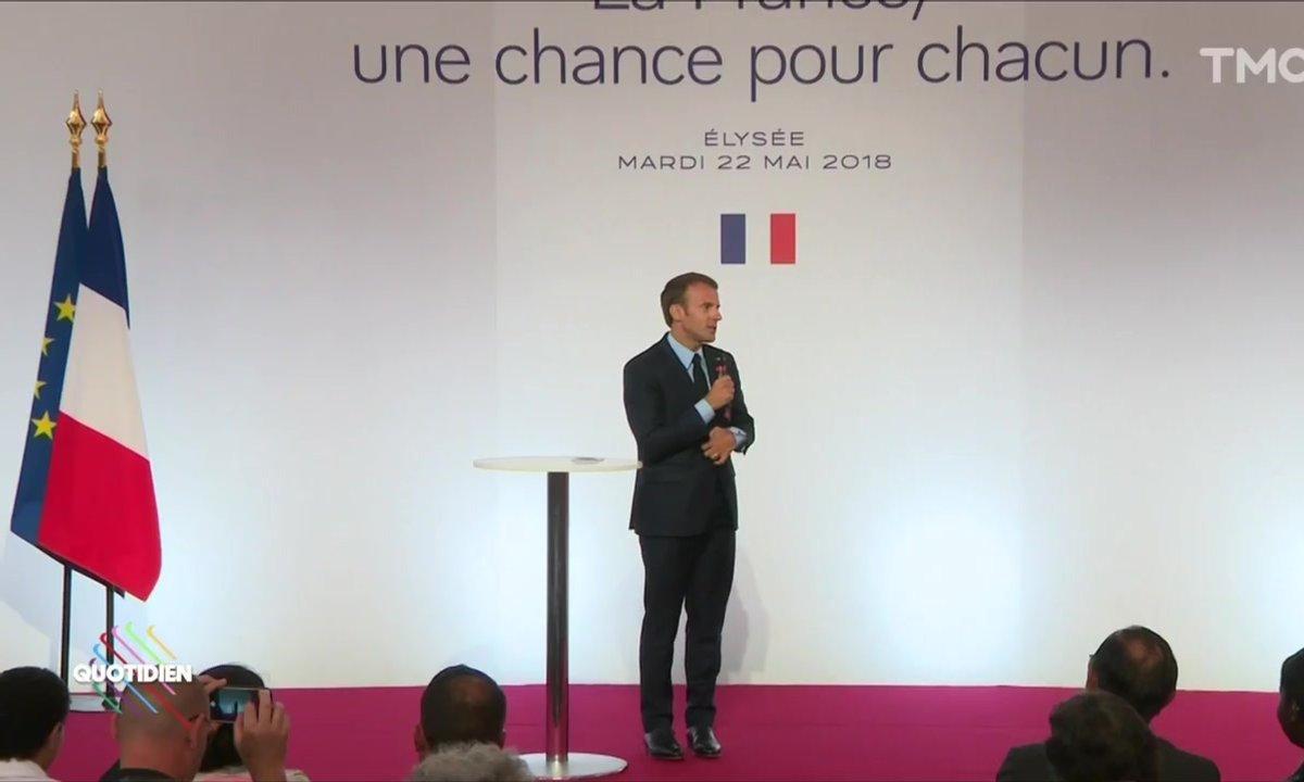 """Le fait du jour : le """"plan banlieue"""" de Macron est-il (enfin) le bon ?"""