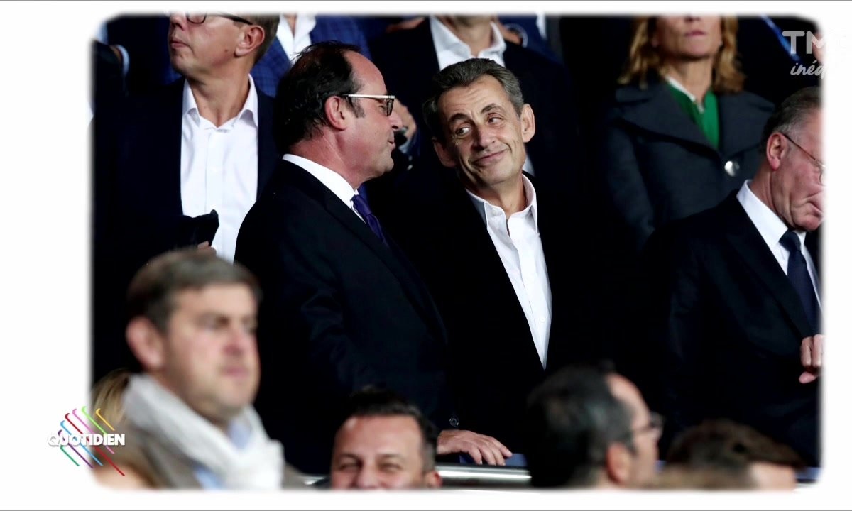 Fait du jour : Les stars dans les tribunes de PSG-Bayern
