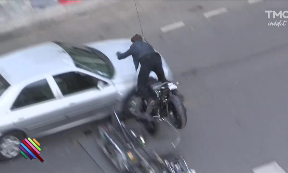Fait du jour : Tom Cruise victime d'un accident à Paris