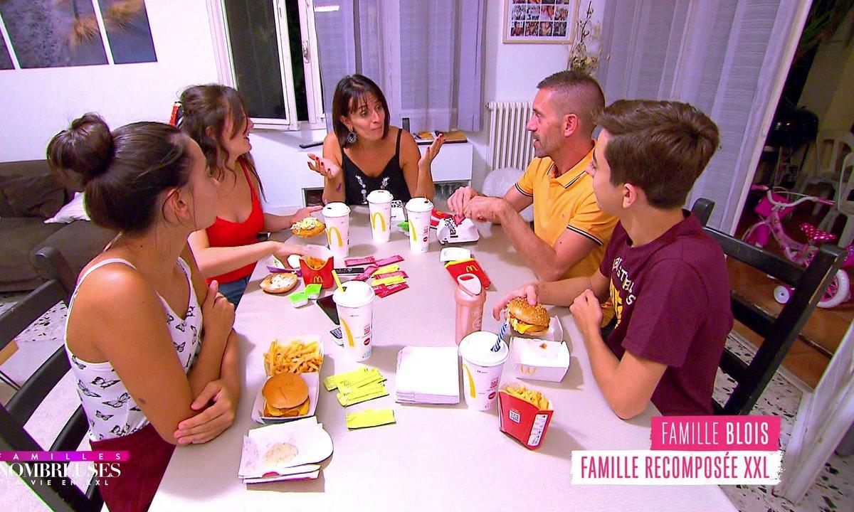Famille Blois : Ethan rejoint la table des grands !