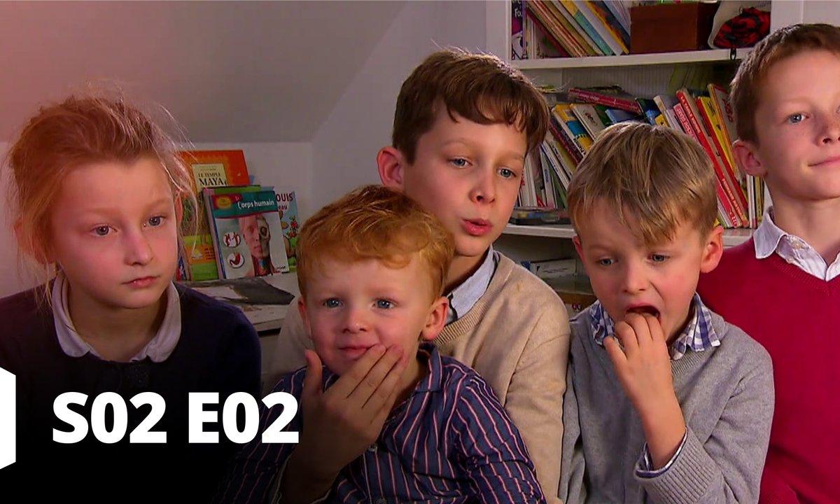 Familles nombreuses : la vie en XXL - S02 Episode 02
