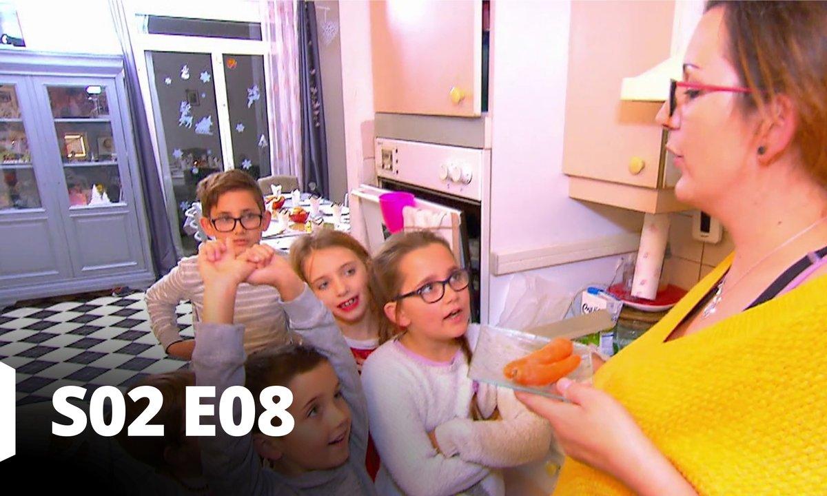 Familles nombreuses : la vie en XXL - S02 Episode 08