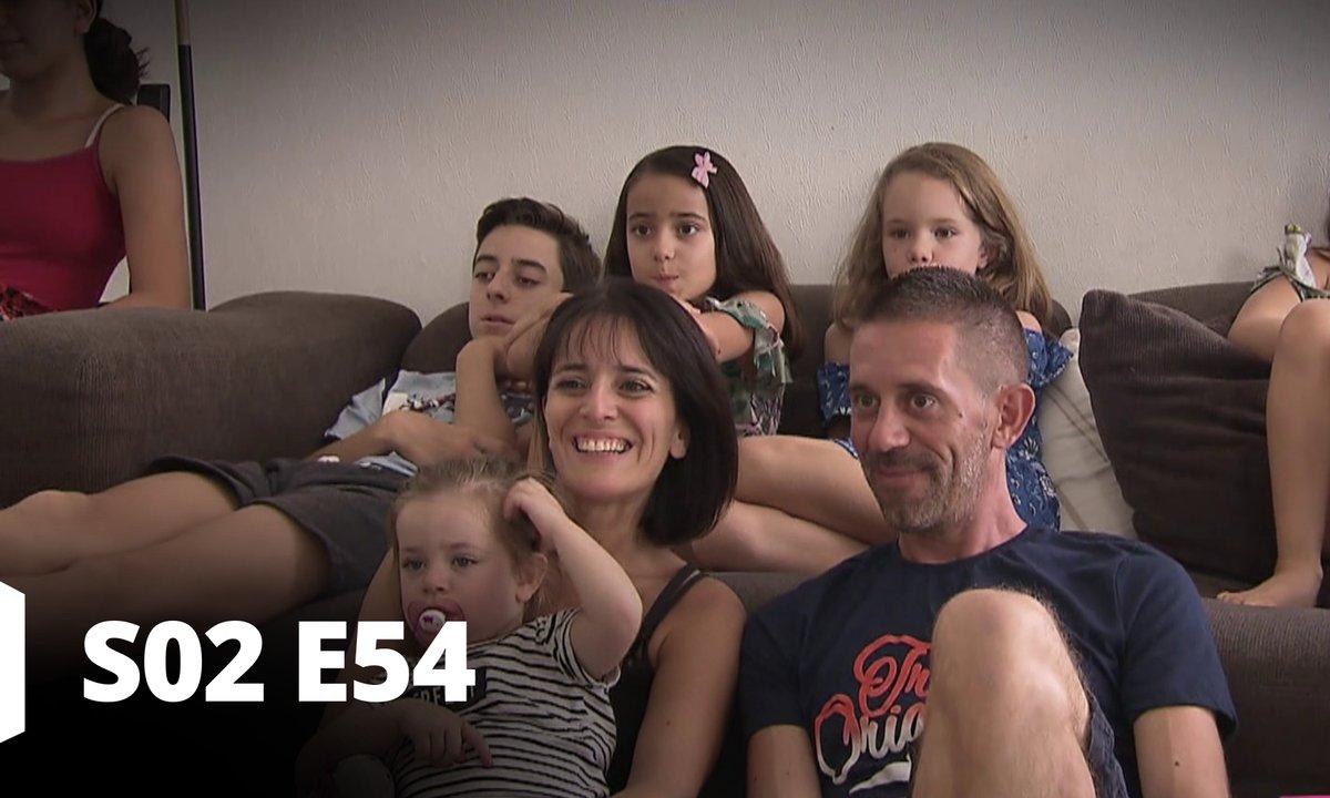 Familles nombreuses : la vie en XXL - S02 Episode 54