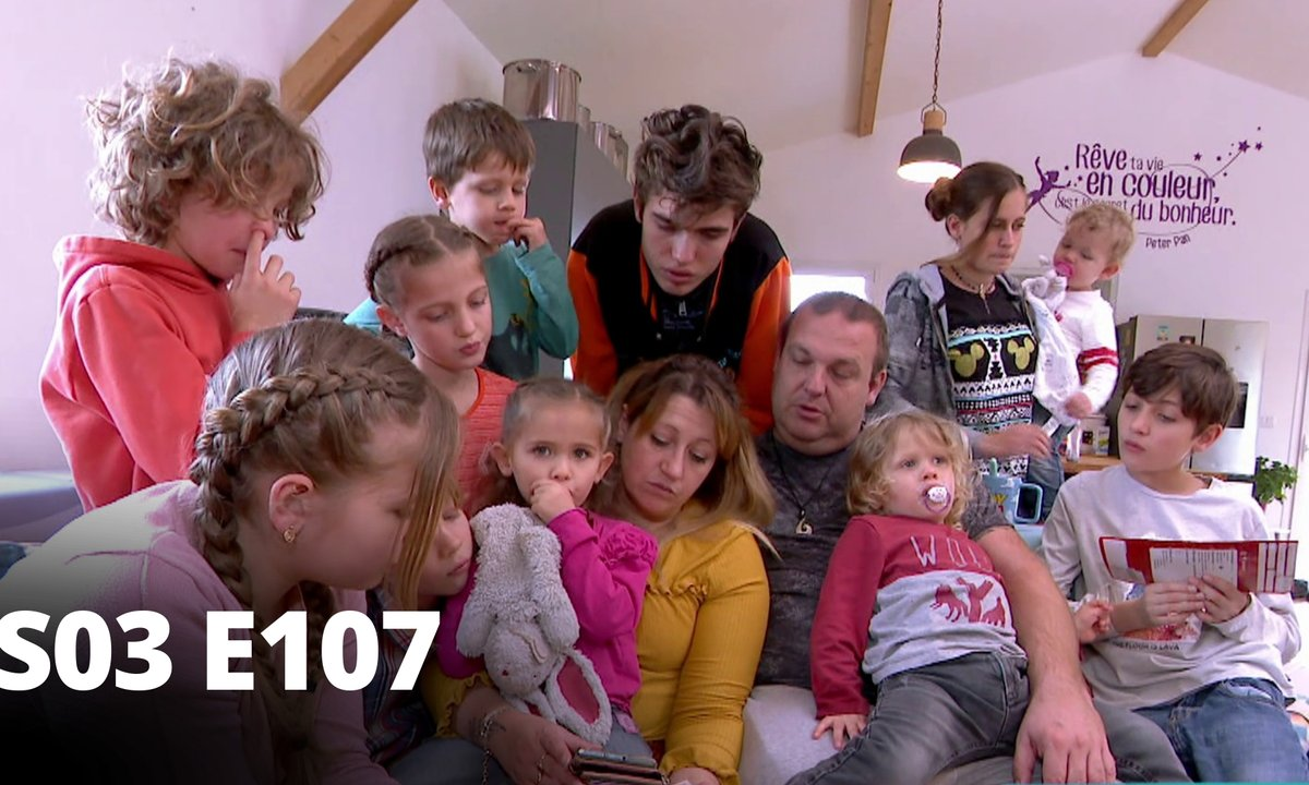 Familles nombreuses : la vie en xxl du 21/09