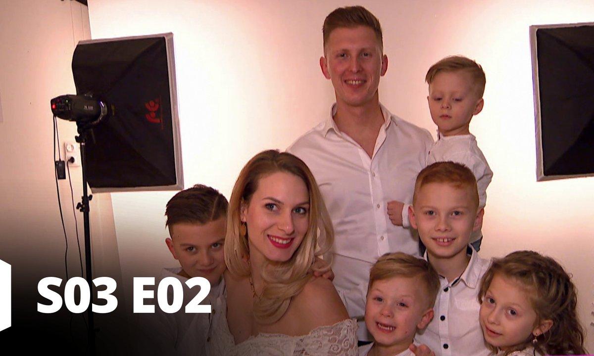 Familles nombreuses : la vie en XXL - S03 Episode 02 - TF1