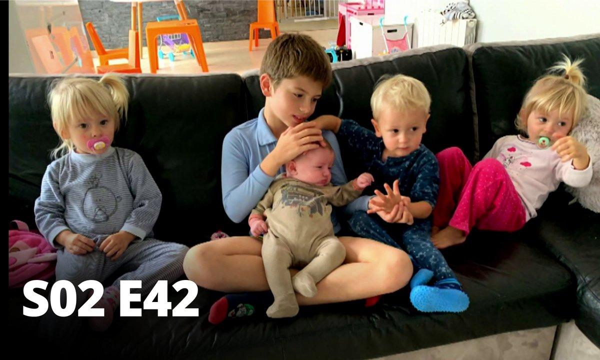 Familles nombreuses : la vie en xxl du 13/01